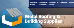 Metal Roofing and Building Supplies screenshot